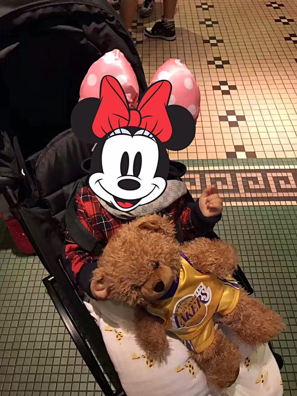 美国试管婴儿客户感受新年花车游行:加州迪士尼美爆了.jpg