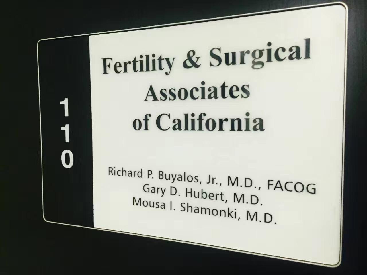 美国试管婴儿医院FSAC生殖中心:加州大龄试管婴儿成功率高6
