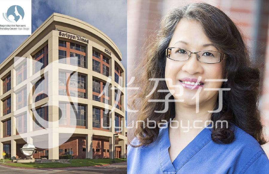 美国试管婴儿医院育传医疗圣地亚哥中心医生介绍:Lisa